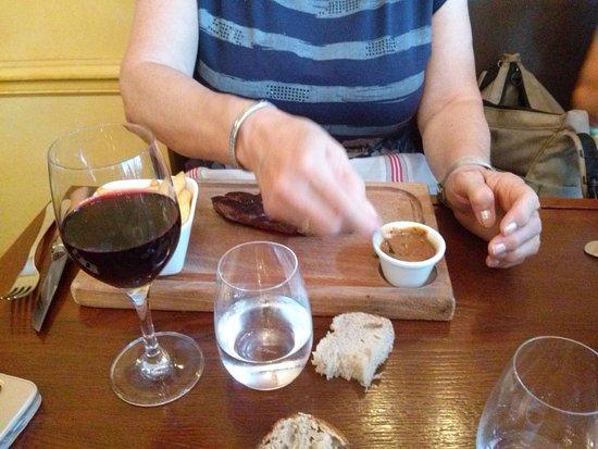 L'AOC: vin rouge
