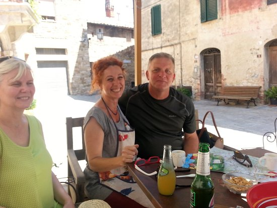 San Gusme, Italien: Dean & Sabrina