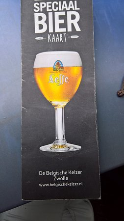 Zwolle, The Netherlands: The beer catalog