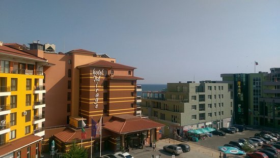 Mirage of Nessebar Aparthotel