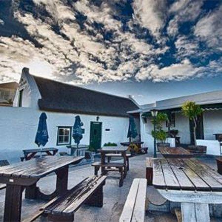 Bloubergstrand, Sudáfrica: Ons Huisie