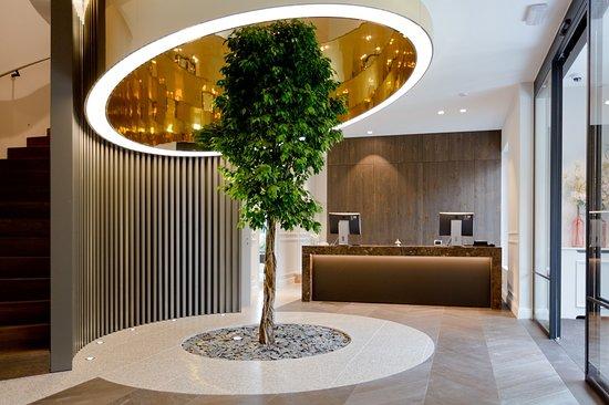 Zelzate, Belgien: Lobby