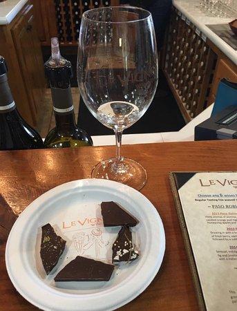 Paso Robles, CA: Le Vigna Winery