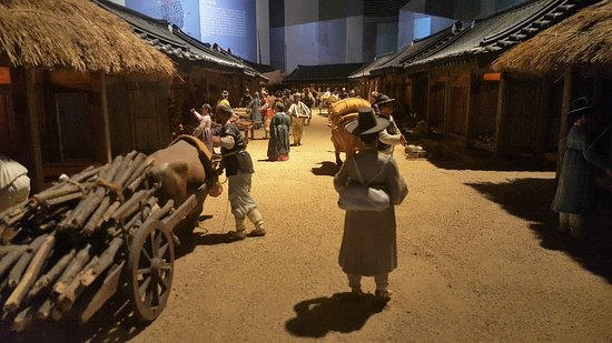 Σουβόν, Νότια Κορέα: village life