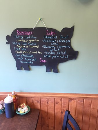 When Pigs Fly Cafe