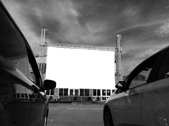 The Lunaflics Drive In Cinema