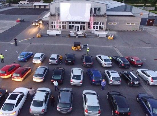 Kilkenny, Irlanda: Drive-In
