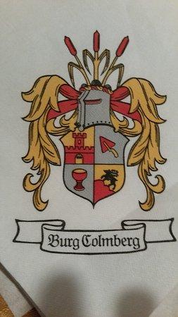 Colmberg, ألمانيا: Servilleta
