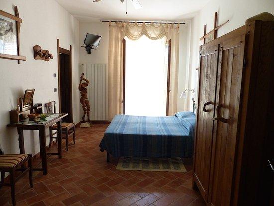 B&B La Locanda degli Artisti: Bedroom