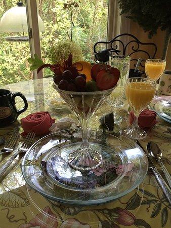 """Valparaiso, IN: Breakfast """"hors d'oeuvre"""""""