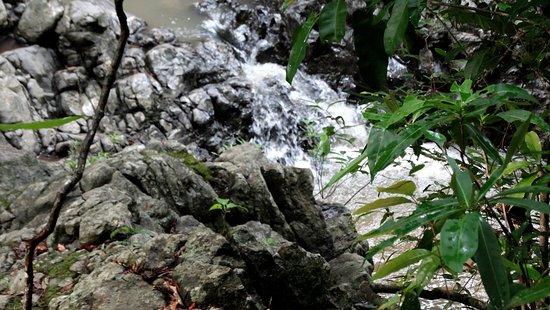 Montezuma, Costa Rica: Desde el sendero