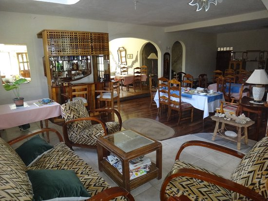 Kariba Kariba: This is the dining area and lounge, a commons.