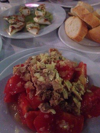 Сегюр-де-Калафель, Испания: Restaurante Chiringuito Manolo