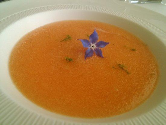 Blair Hill Inn : Melon Soup