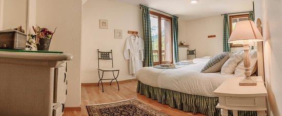 Vaujany, Frankrike: West bedroom 2