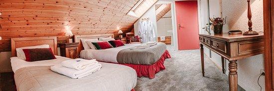 Vaujany, Frankrike: East bedroom 4