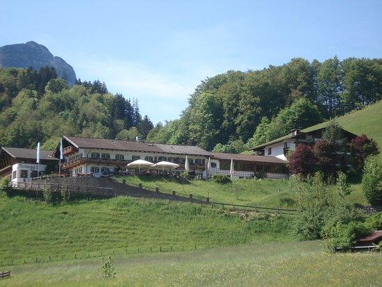 BEST WESTERN PLUS Berghotel Rehlegg: Vue de l'hôtel