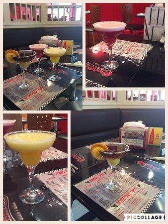 Galashiels, UK: Cocktail time