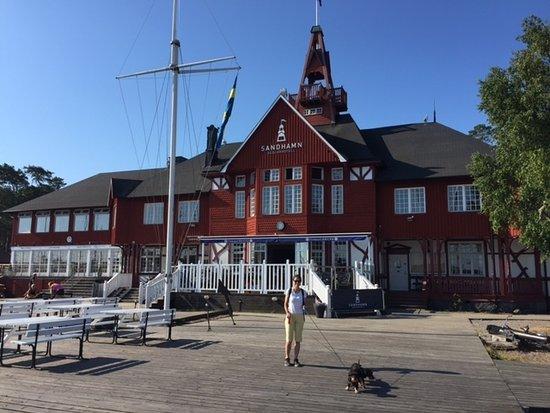 The Sandhamn Yacht Hotel Photo
