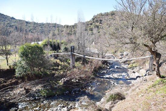 Candonga, Аргентина: Puente colgante