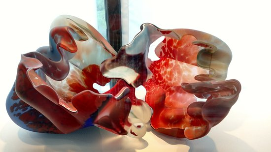 Corning, NY: Glasswork from the Contemporary Glass exhibit