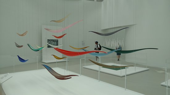 Corning, NY: Glasswork in the newer Contemporary Art and Design exhibit