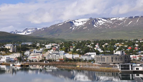 Restaurants in Akureyri