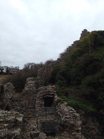 Berwick Upon Tweed Castle & Ramparts: Berwick Castle