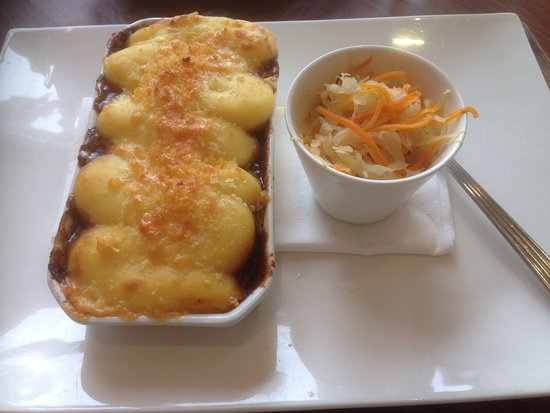 Marley Hill, UK: Lamb Shepherd's Pie lunch
