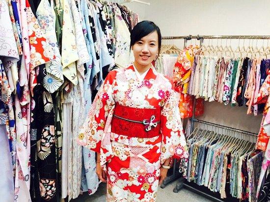 Kyoto Kimono Retal Hachimitsu