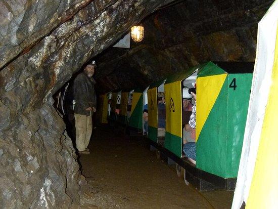 Chrustenice Mine