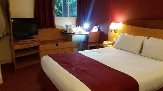 倫敦滑鐵盧戴斯旅館張圖片