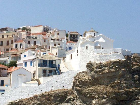 Ciudad de Skiathos, Grecia: Agios Nikolaos Skopelos