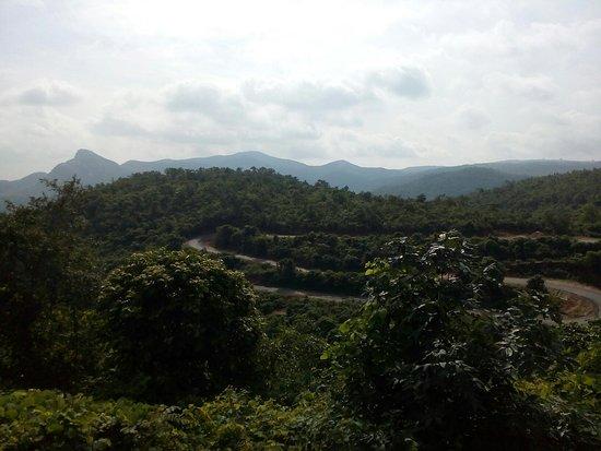 Purulia, Indie: Ajodhya Hills