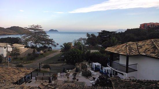Coronado Beach Hotel: Vista desde el balcón de la habitación