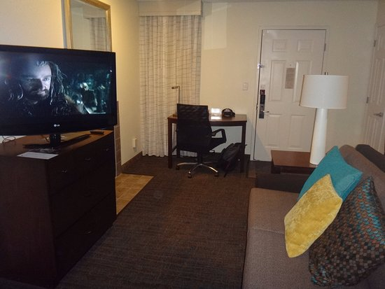 Residence Inn Seattle Bellevue: Habitación