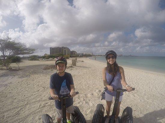Segway Aruba Tours: 7-26-2016