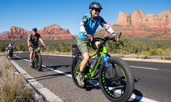 Sedona E-Bike Tours