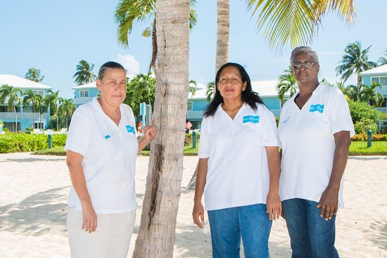 Silver Sands: Housekeeping:  Judy, Carmen and Elsa