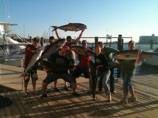 Pensacola Fishing Charters