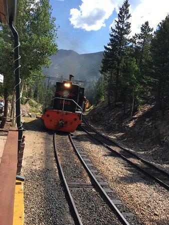 Georgetown, CO: I hear a Train a comin...