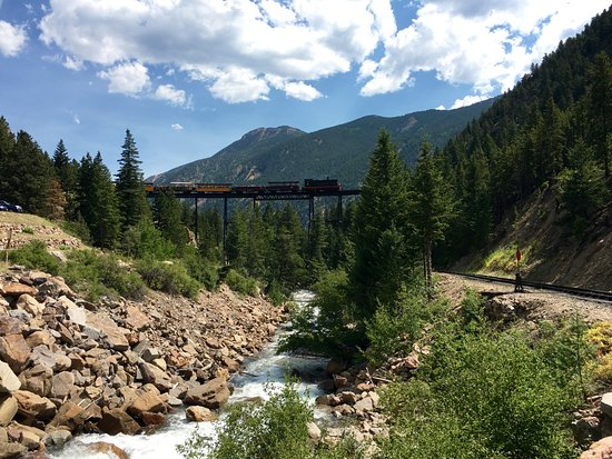 Georgetown, CO: Trains and Trestles