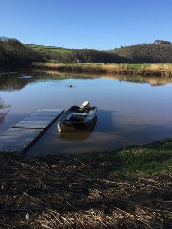 Bere Alston, UK: Rumleigh river access