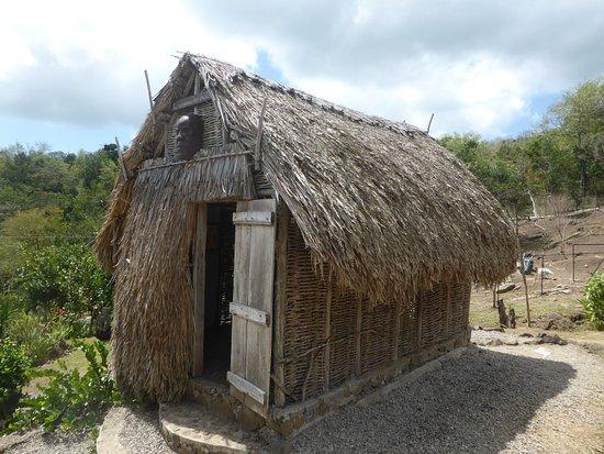 Trois-Ilets, มาร์ตินีก: Une case