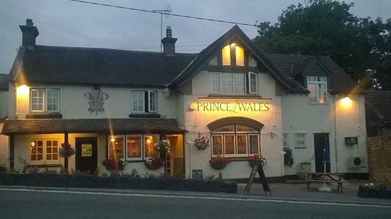Prince of Wales: View from road outside