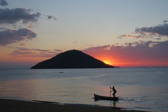 Cape Maclear, มาลาวี: View from the lodge