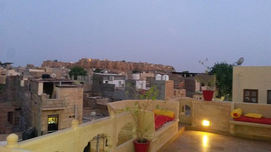 Hotel Pleasant Haveli: Terracita