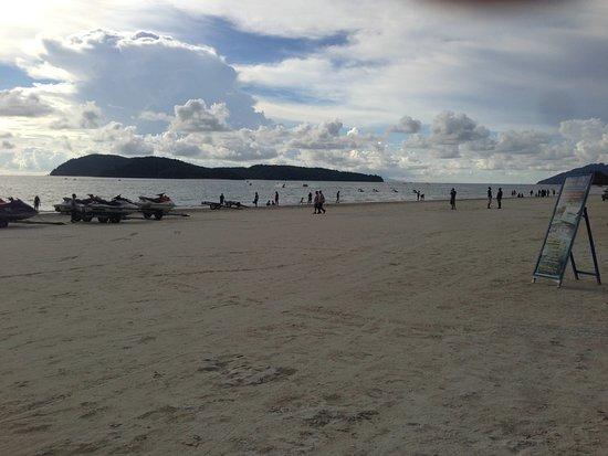 珍南海灘照片
