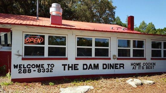 Ocklawaha, Floride : Dam Diner