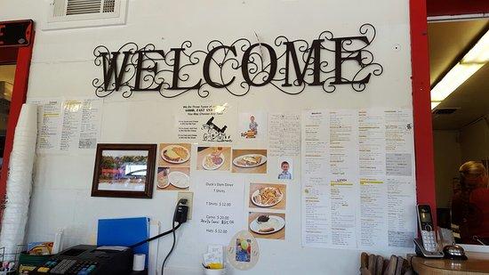 Ocklawaha, FL: Dam Diner